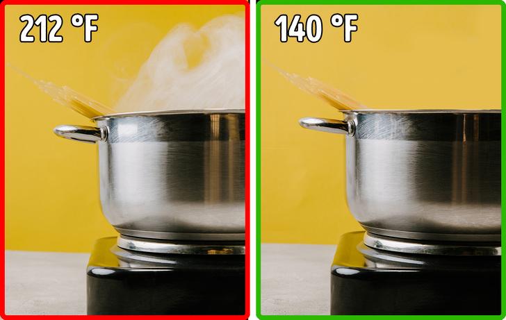آب جوش را داخل سینک ظرفشویی نریزید